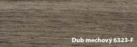FatraClick soklová lišta Dub mechový 6323-F