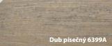 FatraClick soklová lišta Dub písečný 6399A
