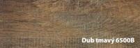 FatraClick soklová lišta Dub tmavý 6500B