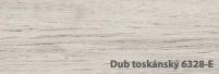 FatraClick soklová lišta Dub toskánský 6328-E
